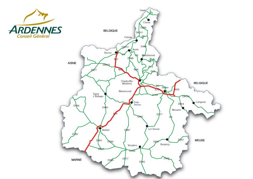 carte-du-reseau-routier-departemental